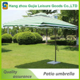 Economic Steel Custom Printed Patio Market Umbrella