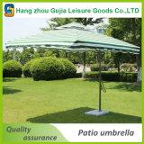 Хозяйственной стальной напечатанный таможней зонтик рынка патио