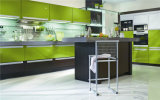 ハードウェアが付いている流行の台所家具(カスタマイズされる)