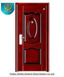 Puerta de acero del diseño popular 2015, puerta exterior