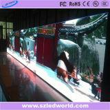 Hohe Definition P4 farbenreiche LED-Innenbildschirmanzeige (256*128mm)