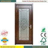 Дверь дверной рамы двери меламина звукоизоляционная