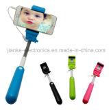 高品質のBluetoothによってワイヤーで縛られるMonopod Selfieの棒(6004)