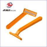Blade gemellare Disposable Shaving Razor Blade per Europa S.U.A. Sudamerica Medio Oriente (SL-3011)
