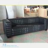 Il sofà moderno del salotto del cuoio del salone ha impostato (HW-5449S)