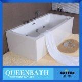 Torbellino al aire libre barato portable Jr-B829 de la bañera de la bañera libre