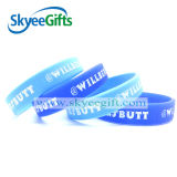 Silicone personalizzato Wristband con More Than 10 Years Experience