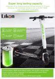Сплав 2016 магния Jiexg brandnew 10inches катит электрический самокат для взрослых, Scooter. удобоподвижности перемещения зеленого цвета