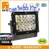 Jeep 4X4 Truck를 위한 Road 8inch 100W Square LED Work Light 떨어져 크리 말