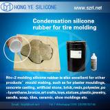 Semblable à Lisse-sur le caoutchouc de silicones liquide pour le moulage en pierre de Decrotive
