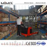 Vorkheftruck van de Stapelaar van het Bereik van de Macht van de Batterij van Mima 2000kg de Elektrische met Ce