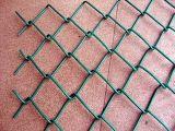 熱い浸された電流を通された溶接された金網の塀(zs087)