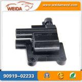 Bobina di accesione elettrica automatica del sistema di accensione delle parti per Toyota 90919-02233