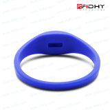 Accedere alla modifica senza contatto del cinturino del braccialetto del Wristband del silicone di NFC RFID