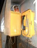 VoIP鉱山の電話、産業通話装置、線路脇の電話、鉄道の電話