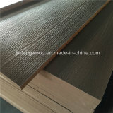 18mm Thickness Melamine MDF (wenge, 호두, 너도밤나무, 버찌)