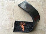 De Plastic PromotieMat van uitstekende kwaliteit van de Staaf van de Gift 3D Rubber (BM-020)