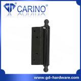 Charnière de ressort (double charnière de porte de fer de ressort d'action) (HY838)