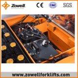 Trator elétrico do reboque com capacidade de carga de 4 toneladas