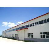 Het vlakke PrefabHuis van het Pakhuis van de Lage Kosten van het Dak Moderne