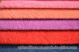 Tessuto Burnt-out del velluto del poliestere per il coperchio del sofà