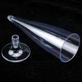 أداة مائدة بلاستيكيّة بلاستيكيّة فنجان [شمبن فلوت] 8.2 [أز]