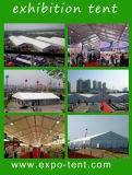 Большой напольный алюминиевый шатер выставки рамки