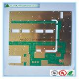 Tarjeta de circuitos de alta frecuencia de Rogers Arlon PCBA de la tarjeta del PWB
