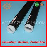 同軸ケーブルの接続の冷たい収縮の管のために使用される