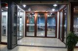 Fabbricazione di alluminio del portello di piegatura del blocco per grafici a Shenzhen