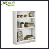 Белый высокорослый Bookcase шкафа кубика полок