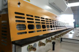 Машина хозяйственного ходкого металла QC11y электрическая гидровлическая режа сделанная в Китае