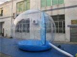 عملاق قابل للنفخ ثلج كرة أرضيّة, إنسانيّة حجم ثلج كرة أرضيّة لأنّ يعلن
