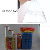 浮彫りになる表面の処理およびPEの物質的な食糧節約器袋