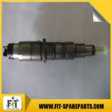 Injecteur diesel C4942359 0445120122 /4991280 de longeron courant pour la série d'île d'engine de Dcec Cumins