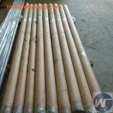 Barre creuse plaquée par chrome dur de la qualité 4340