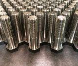 DIN, sorteert 2 en sorteert 5 Bouten van de Bevestigingsmiddelen van het Titanium, Noten, Schroeven, Wasmachines