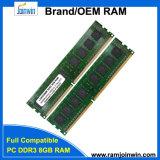 De RAM van de lage Dichtheid 512mbx8 DDR3 1600MHz 8g voor de Bureaucomputer van