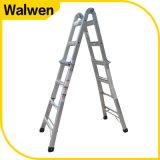 Escalera de articulación de aluminio multiusos / escalera gigante pequeña