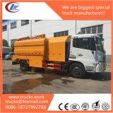 Vrachtwagen van de Zuiging van de Riolering van de Tank van Dongfeng 3000-3500liters de Vacuüm