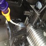 機械ID38-150を作る排気ホースの管