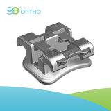 Alta qualità delle parentesi ortodontiche con l'iso della FDA del CE