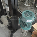 Misturador hidráulico da loção da sustentação do aço inoxidável que dispersa o misturador de creme cosmético