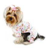 Пижамы собаки с печатью пирожнй