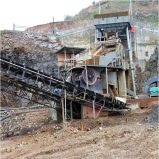 90-180tph Industrial Crusher Plant / Jaw Crusher Machine / Stone Rock Crusher