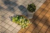 30*30 정원 훈장 세라믹 맞물리는 지면 도와