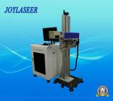 Máquina de fibra óptica de la marca del vuelo del laser del precio de calle