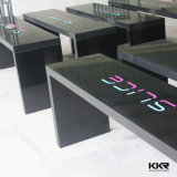 Kingkonree Customized Solid Surface Home Bar Counter Design