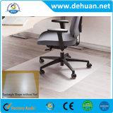 Половой коврик PVC для стулов офиса/изготовленный на заказ полового коврика