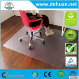 De harde Mat van de Stoel van pvc van de Vloer/van de Vloer van het Gebruik van het Tapijt Houten voor het Verkopen